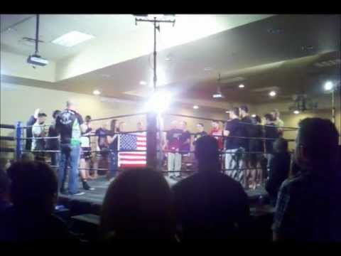 National Anthem at RoundKick Rumble XIX (3-2-13)