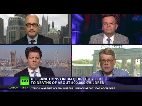 CrossTalk: Sanction Wars