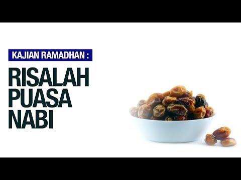 Risalah Puasa Nabi ﷺ - Ustadz Ahmad Zainuddin Al Banjary