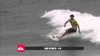 Dane Reynolds R1 H5 - Quiksilver Pro Gold Coast