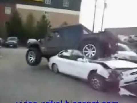 Приколы автомобилистов-4
