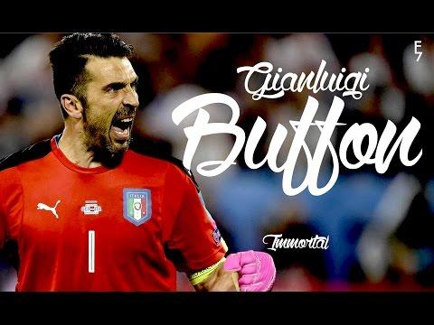 Gianluigi Buffon - Immortal - 2015/2016 HD