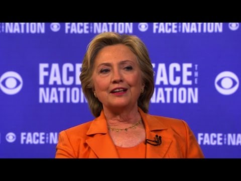 """Hillary Clinton: US """"has to do more"""" on refugee crisis"""