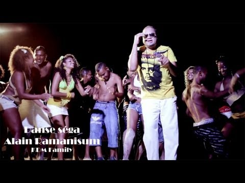 Alain Ramanisum - Danse Sega - Clip Officiel video