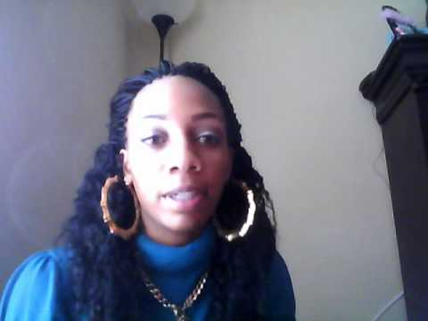 New Protective Style: Micro Braids w/Chocolate Wet N Wavy Hair by Evertress