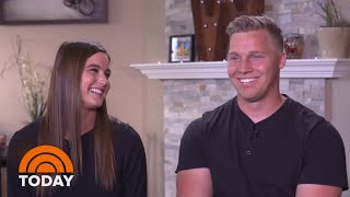 BMX Stars Alise Post, Sam Willoughby Talk Challenges After Accident | TODAY