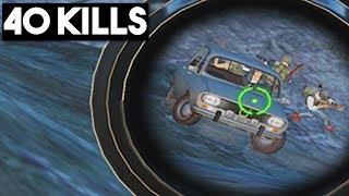 DON'T PUSHED ME!!   40 KILLS Duo vs SQUADS   PUBG Mobile 🐼