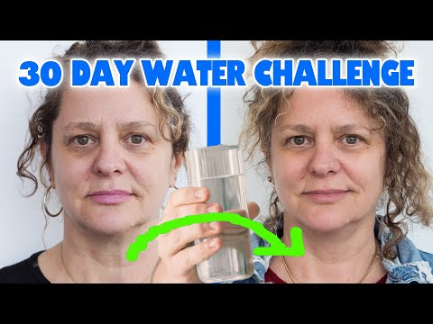 We Tried The 30 Day Water Challenge