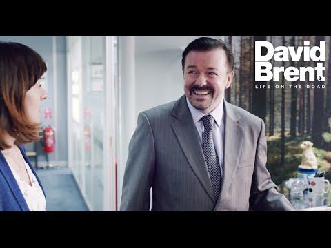 Ricky Gervais Office Character Inspired by Braveheart, Simon & Garfunkel news