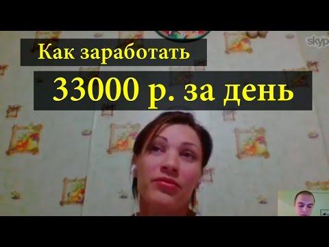 Как заработать 33000 р. за 1 день? Отзыв Юлии Шматко об Академии Интернет Бизнеса.