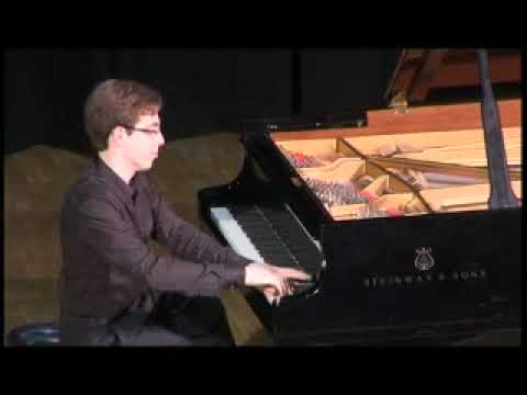 Namoradze plays Ligeti: Piano Etude