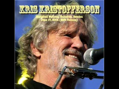 Kris Kristofferson - What About Me