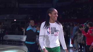2020 Celebrity Game Presented By Ruffles Home & Away Team Intros | 2020 NBA All-Star