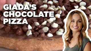 How to Make Chocolate Pizza: Giada De Laurentiis
