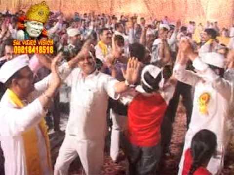 Aaj Sai Palki - puneet khurana- sai sahara mitra mandalshirdi...