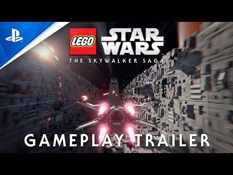 LEGO Star Wars: The Skywalker Saga – Gameplay Reveal   PS4