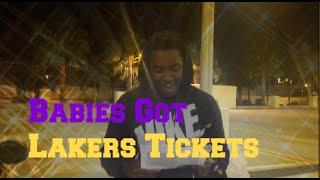 Babies Got Laker Tickets Season 1
