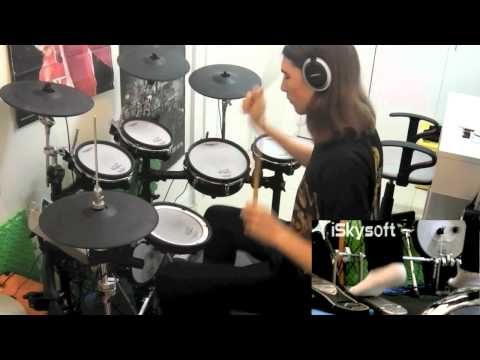 Asking Alexandria - Alerion & The Final Episode (drum Cover) video