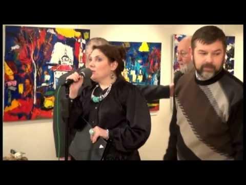 """Выставка союза художников """"Русская провинция"""""""