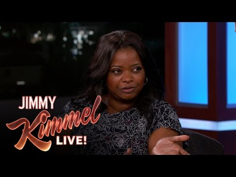 Octavia Spencer Has an Alternate Sleepwalking Personality