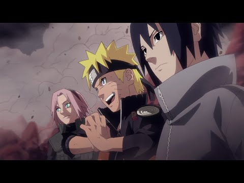 Team 7 & Shinobi Alliance vs Juubi,Obito and Madara - WAR of Change [AMV] 1080 HD