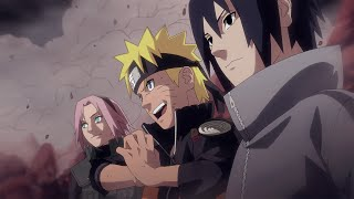 Team 7 & Shinobi Alliance vs Juubi,Obito and Madara - War of Change [AMV]
