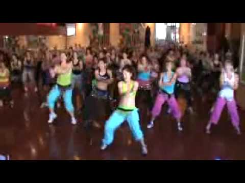 Zumba With Emm Waka Waka video