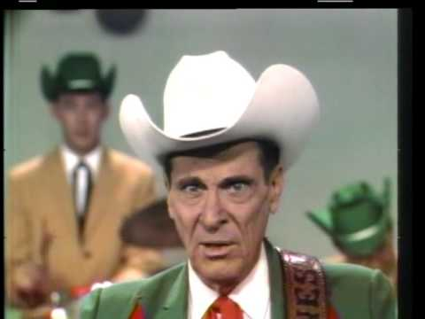 ERNEST TUBB - LEON RHODES and the Texas Troubadours - I'll Take A Back Seat For You Music Videos