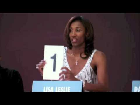 Jamal Trash Talks Lisa Leslie - Episode 6 of WCG Ultimate Gamer Video