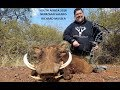 Bow Hunting Wart Hogs In South Africa With Numzaan Safaris Using Rage Broadheads mp3