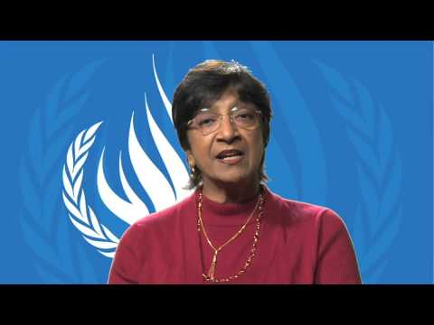 UN High Commissioner for Human Rights Video on the International Women's Day.