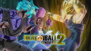 Dragon Ball: XV2 All Dual Ultimate Attacks