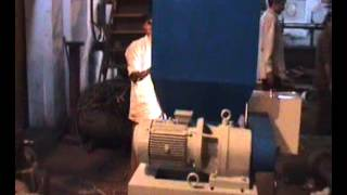 Plastic Scarp Shredder/ Granulator/ Grinder From Hikon India