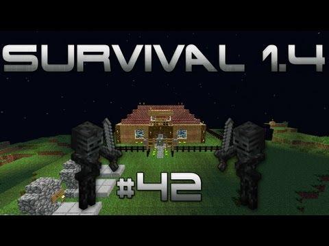 Survival 1.4 Ep42. Una ración de esqueletos infernales!