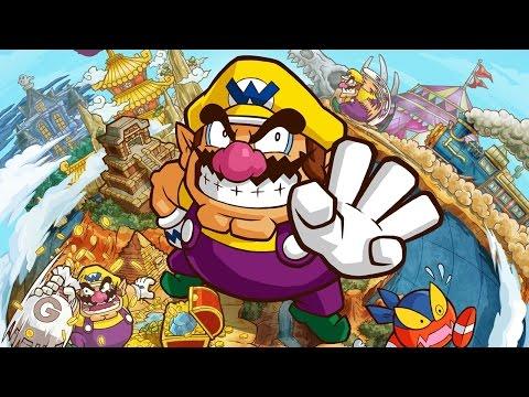 Wario Land Shake It O Último Chefe - Nintendo Wii gameplay