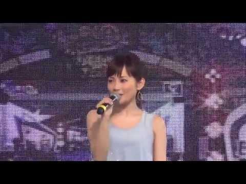 140831 [1/5] Natsumi Abe Live! Concert @Japan Festa in Bangkok 2014