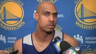 Golden State Warriors' Free Agent Mini Camp - Marcus Fizer