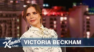 Victoria Beckham on Husband David Beckham, Their Kids & New Beauty Line
