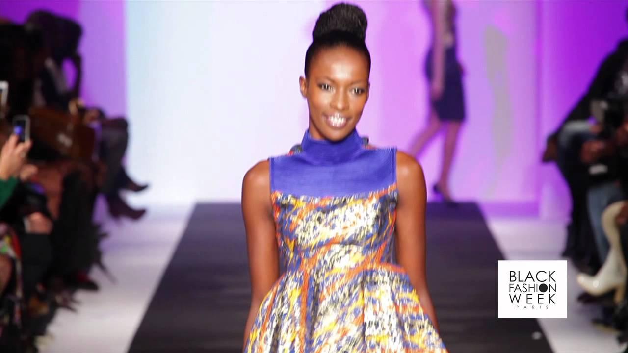 Adama Paris Black Fashion Week Black Fashion Week 2012