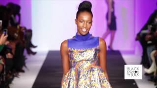 Black Fashion Week 2012 - Adama Paris