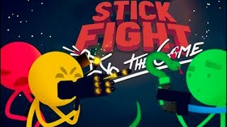 VUELVEEEEE!! FARGAN VS VEGETTA VS WILLY | Stick Fight (Pelea de Palos)