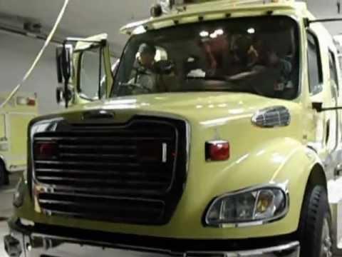 Salisbury Volunteer Fire Dept. Response