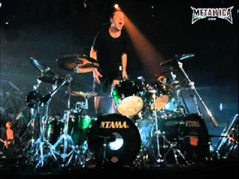 Drum Battle: Dave Lombardo vs Lars Ulrich
