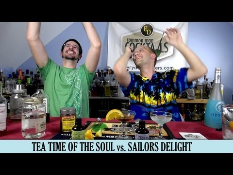Sailor's Delight vs. Long Dark Tea Time of The Soul