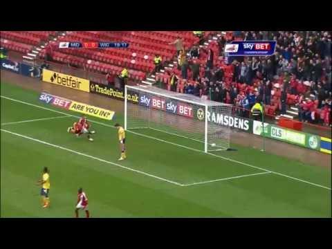 Boro v Wigan highlights