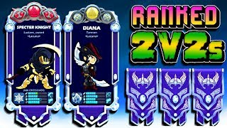 Road to Diamond! ? Ranked 2v2 with Tannon ? Brawlhalla