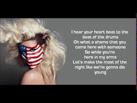 Ke$ha - Die Young (LYRICS)