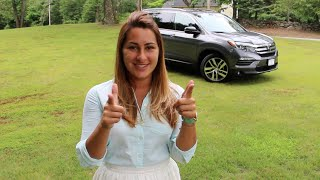 2016 Honda Pilot Elite Review and Test Drive | Herb Chambers Honda