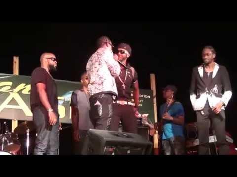 Bounty Killa, Ninja Man, Bling Dawg , Iyara & Don Husky Stage Show Perforance video