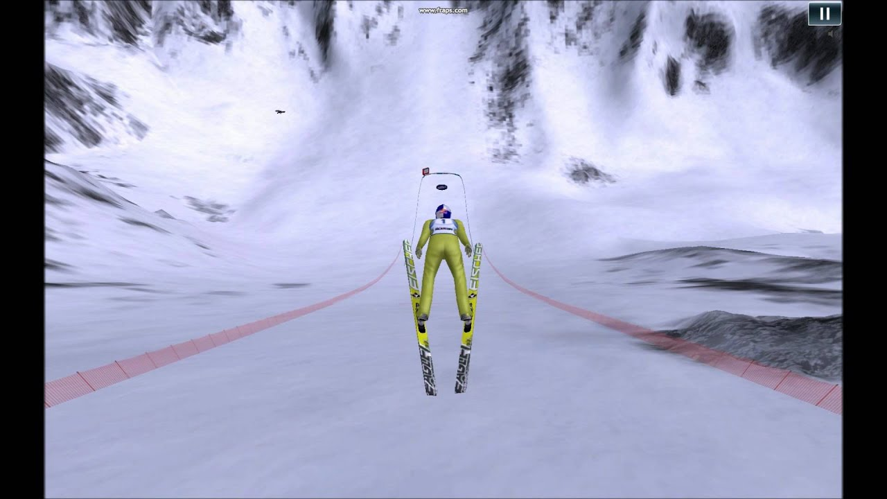 Ski Jumping Wallpaper Wide Collections